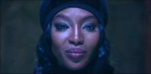 Naomi Campbell in Drone Bomb Me